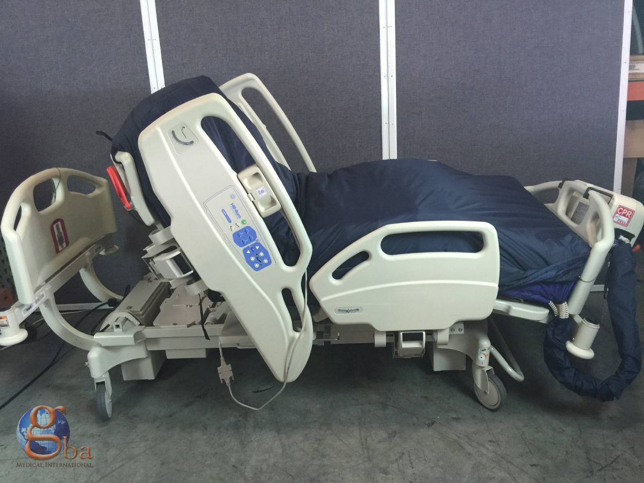 Hill Rom Careassist Care Assist P1170c Hospital Bed W