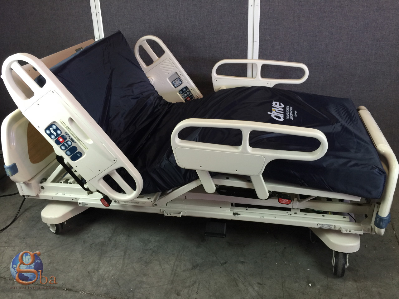 Stryker Hospital Beds 28 Images Stryker Secure Ii 3002